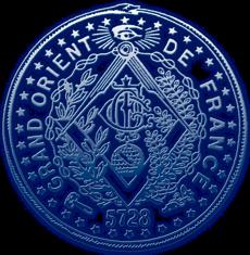 sello del Gran Oriente de Francia