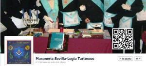 Logia Tartessos en facebook