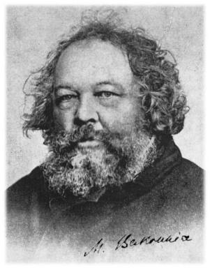 Mijail Bakunin, masonería y religión